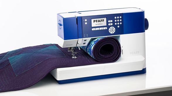 Pfaff Ambition 610 Sewing machine form Sewing Direct Pfaff number one sewing machine shop