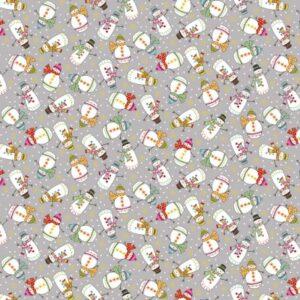 Makower Christmas Snowman