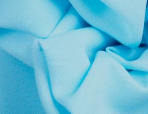 Aqua polyester bi stretch, aqua bi-stretch, bi stretch by the quarter metre, bi stretch by the half metre, bi stretch by the metre, trouser fabric, skirt fabric, trouser fabric by the metre