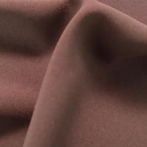 Brown polyester bi stretch, brown bi stretch, bi stretch by the metre, bi stretch by the half metre, bi stretch by the quarter metre, trouser fabric, skirt fabric, trouser fabric by the half metre