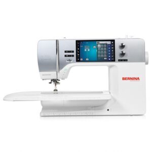 Bernina 770qe Plus - New Sewing machine form Bernina