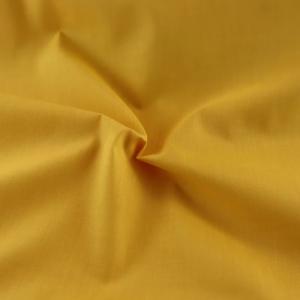 Golden Yellow Polyester Cotton, gold polycotton, gold poly cotton, gold poly cotton by the quarter metre, gold poly cotton by the half metre, gold poly cotton by the metre, gold polycotton by the quarter metre, gold polycotton by the half metre