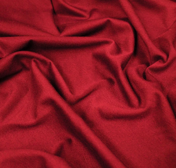 Red Jersey Ponte Roma, Red Jersey Fabric, Red stretch fabric, red jersey ponte roma by the quarter metre, red jersey ponte roma by the half metre, red jersey ponte roma by the metre, red jersey by the half metre
